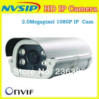 NEW  Security CCTV  2.0 Megapixel ip cam 1080P Surveillance Security  Camera waterproof camera free shipping