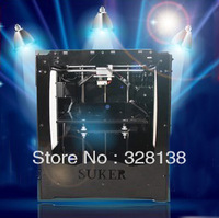 Free Shipping 3D Printer 2013 updated version for MakerBot Replicator| newer 3D Printer