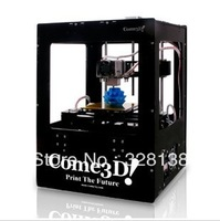 Free shipping 3d printer lower price new version duplicator 4 with 1 kg filaments for free 3D printers