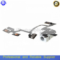 High Quality Audio jack Power Flex Cable for iPhone 4(GSM) Black and White (free shipping with tracking number)