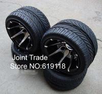 atv tyre flat  tyre rim decorative pattern 235/30-10  1 set