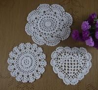 Free Crochet Pattern - Snowflake Doily