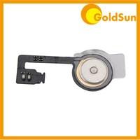 High Quality Home Button Menu Flex Cable Ribbon for iPhone 4S 100pcs/Lot Repair Parts