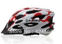 2013 free shipping INBIKE road bike helmet cycling helmet super light sport bicycle helmet bike 3 colors