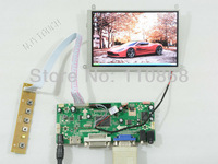2014 New HDMI+DVI+VGA +Audio Controller Board+5.6 inch LCD LTD056EV7F / HV056WX1-100 1280*800