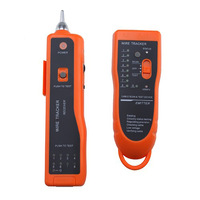 Free Shipping Telephone Tracer Network BNC RJ45 RJ11 Cable Tester