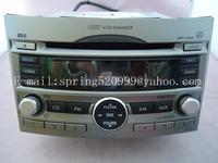 Brand new Matsushita 86201AJ410 6 CD CHANGER for SUBARU Outback car radio CQ-EF1873AD MP3 WMA USB AUX