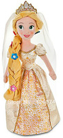 New 2014!Genuine stuffed  princess doll,Tangled, Wedding Edition Rapunzel ,dolls for girls