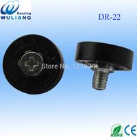 DR22 cash drawer roller Spherical Pulley Drawer Pulley Cabinet OD 22mm