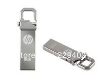 Free Shipping Wholesale High quality portable 8GB USB2.0 Flash Memory Drive USB Flash Drive Pen Drive Memory Stick
