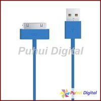High Quality PH-MC08 USB to 30pin Data Cable for Apple Iphone Ipod Itouch Ipad Phone