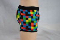 2013 retail 3PCS boxer and high underwear underwear/mens boxer/sexy underwear/mens underwear/the underwear hot free ship