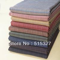 Japanese Yarn-dye Cotton Fabrics by Daiwabo ,Fat Quarters , 9colors/set  45x55CM