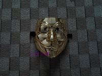 macka The whole network dance party  gold plating   mask halloween mascara masquerade disguise carnival costume maska maske
