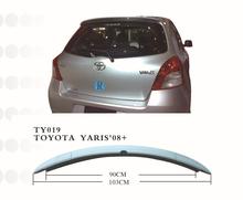 Abs спойлер для TOYOTA YARIS 08′