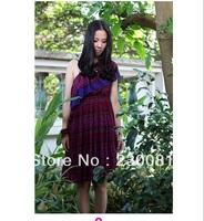 Retro Fashion Folk Style Skirts High quality