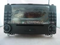 Brand new Alpine single CD radio MF2750 for Mercedes Viano/Vito/Sprinter B class Audio 20 CD A169 870 06 89 made in Hungary