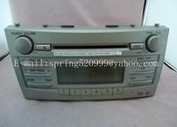 Original TOYOTA 86120-06590 6-disc CD changer WMA MP3 audio for Camry car radio sound system DEH-MG8397