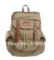 Free shipping 2013HOT: vintage casual canvas school bag travel backpack super big capacity laptop bag double-shoulder Hot sale