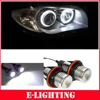 Wholesale 5sets/lot 5W LED Angel Eye Kit for BMW E39 E53 E60 E61 E63 E64 E65 E66 E87