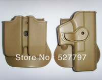 G17 Rotatable Holsters + The Bullet Backet (tan Color) Free shipping