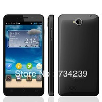 "5.0 "" HD IPS 1920 X 1080, 13.0MP Camera 1GB+16GB Smart Mobile Phone, MT6589WT quad core 1.5GHz Android 4.2 3G Smartphone Black"