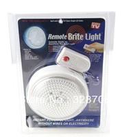 Free Shipping 48pcs/lot Magic remote brite light As Seen On TV Led lamp