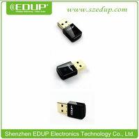 EDUP EP-1557 Nano mini network card 11N 300Mbps wireless-N wifi usb adapter dongle wifi receiver transmitter HKPAM free shipping