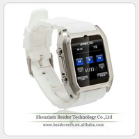 TW206 Watch phone 2013 with Video Hidden Camera Bluetooth Java Touch Screen Facebook Twitter free shipping Multi Language