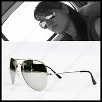 2013 HOT SALE Brand Design Mirrored Aviator Sunglasses RB High Quality Vintage Metal Sun glasses For Men Women Free Shipping