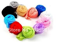 12pcs/lot women's scarf scarves color random