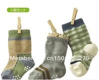 New Arrival original bellne male baby children socks three pairs prices