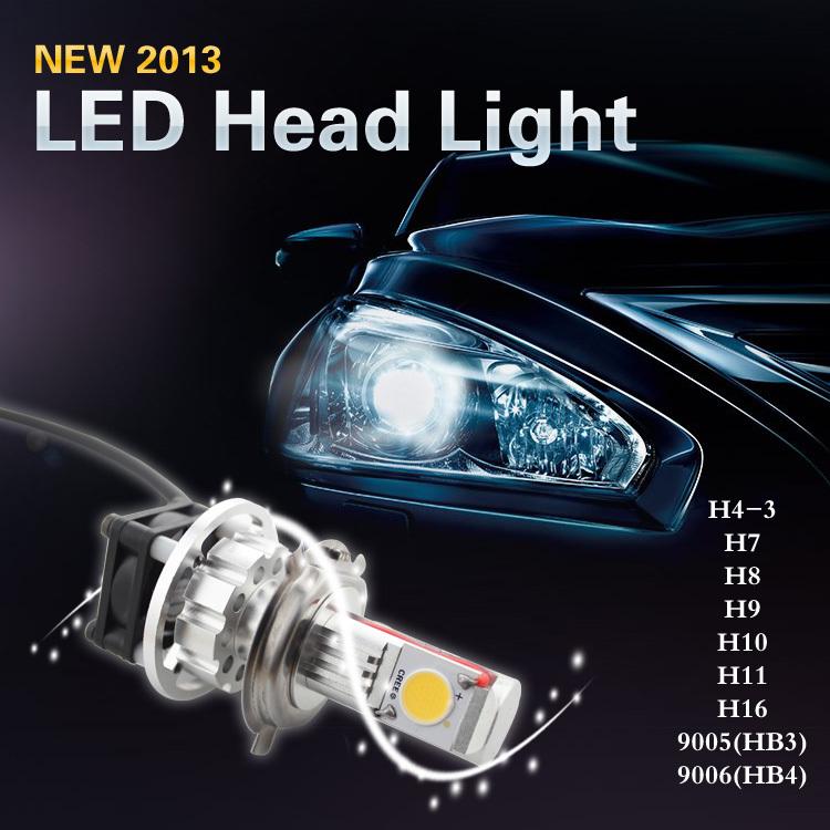 Homemade Led Car Headlights 95
