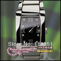 2014 Original The new senior male table quartz movement Calendar display rectangular strip fashion world watches neutral watch