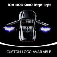 New Car Door Welcome Projector DC The Dark Knight Batman Logo Shadow LED Light 1904  OR CUSTOM LOGO