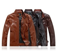 New arrival SEPTWOLVES leather clothing genuine leather jacket clothing male outerwear men's clothing freeshiiing