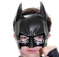 2013 New free shipping The theme of the film Batman mask Christmas or Halloween Dance party movie mask- PVC mask in Party Masks
