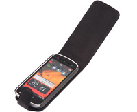 Free Shipping Genuine Leather Protective Cover for Nokia 808