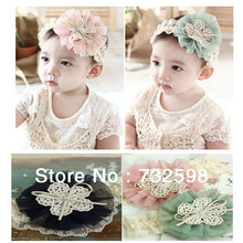 ribbon flower headband price