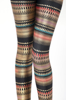 fashion leggings 2013 NeW Shiny BLACK Milk Leggings NAIROBI LEGGINGS OEM Digital Print Pants K168