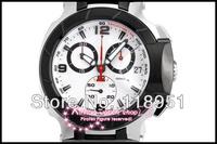 2014 Original Super Deluxe King high quality quartz chronograph dial code table sapphire business fashion male Swiss men's watch