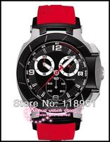 2014 Original World watches rubber band quartz machinery large dial sapphire calendar men's watch waterproof Deluxe