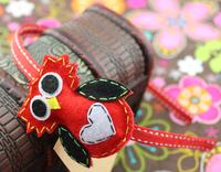 Christmas owl girl hair band, free shipping