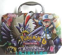 Pokemon cards full set - pokemon portable large tin game card  170