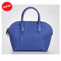 2014 New Arrival Designer Brand Name Top-Grade Women Handbags Embossing Genuine Cow Leather Totes+Messenger Vintage Bag,SA0212
