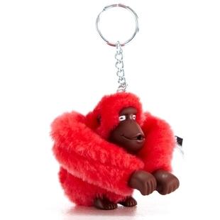 free shipping plastic monkey key hook for kiplin bag free delivery(China (Mainland))