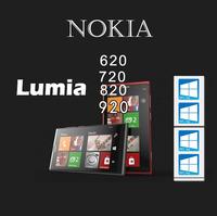 5pcs/ Lot NFC Sticker For NOKIA Lumia 920 820 620 720 WP8 NFC tag 30x30cm
