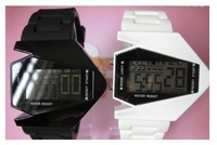 2013 the latest version of leisure sports fighter silica gel with digital activity UFO watch