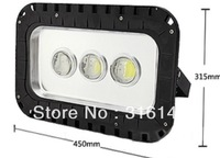 DHL free shipping Bridgelux 45mil MEANWELL Driver waterproof 150w led flood light fixture led floodlight outdoor flood lighting