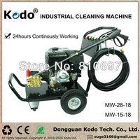 Elvis 6.5hp 13hp gasoline engine driven high pressure washing machine car washer 280bar MW-15-18 pressure washer